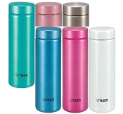 TIGER Ultra Light Stainless Bottle MMP-G030 0.3L (Six Colors)