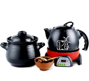 Magical Health Herbal 2-IN-1 Cooker CKD-30