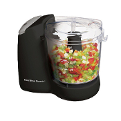 HAMILTON BEACH FreshChop 3 Cup Food Chopper 72605C