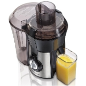 HAMILTON BEACH 67608C Big Mouth® Stainless Steel Juice Extractor