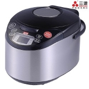 SANYUAN Purple Clay Rice Cooker 4L 2704B