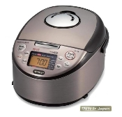 TIGER Induction Heating Rice Cooker JKJ-G10U*