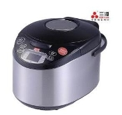 SANYUAN Purple Clay Rice Cooker 3L 2703B