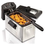 HAMILTON BEACH Deep Fryer 35033C