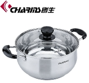 CHARMS Soup Pot 24cm 24JBX10