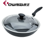 CHARMS Frying Wok 30cm TZ022