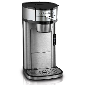 HAMILTON BEACH Scoop™ Single Serve Coffee Maker 49981C