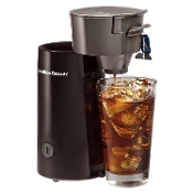 HAMILTON BEACH Iced Coffee and Tea Brewer 40917
