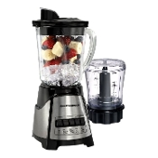 HAMILTON BEACH 58149C Blender with Chopper