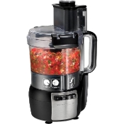 HAMILTON BEACH Stack & Snap™ 10 Cup Food Processor 70720