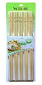 Bamboo Chopsticks KZ1012 (10 Pair)