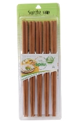 Bamboo Chopsticks KZ1014 (10 Pair)