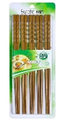 Bamboo Chopsticks KZ1021 (10 Pair)