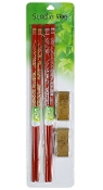 Bamboo Chopsticks KZ1246 (2 Pair)