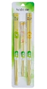 Bamboo Chopsticks KZ1349 (3 Pair)