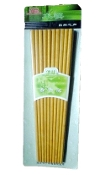 Incense Wooden Chopsticks AV-600 (10 Pair)