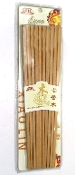 Incense Wooden Chopsticks AV-701 (10 Pair)