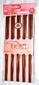 Red Rosewood Chopsticks Q828 (10 Pair)