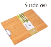 Bamboo Cutting Board 40x30cm ZB4012