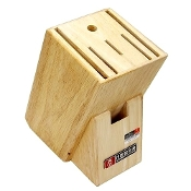 Wooden Knife Block DZ-628