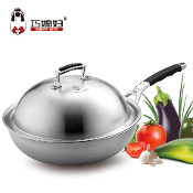 SMART WIFE Frying Wok 28/30cm G-1028-30