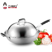 SMART WIFE Frying Wok 32/34cm G-1032-34