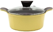 NEOFLAM Venn Pot 28cm Yellow EK-VE-C28I