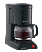 HAMILTON BEACH Electric Coffee Maker 48134