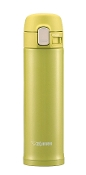 ZOJIRUSHI Stainless Mug SM-PB30-YP 0.3L Lime Yellow