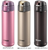 TIGER Stainless Mug MMP-S030 NH/PH/TV  0.3L