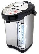 PANDA S/S Water Dispenser Sliver 4L BM-40J3S
