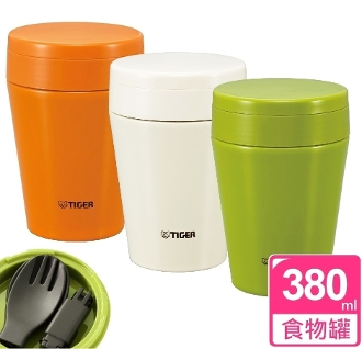 TIGER Stainless Soup Cup MCC-C038 CK/DC/GA 0.38L