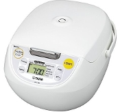 TIGER Microcomputer Rice Cooker JBV-S18U