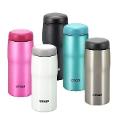 TIGER Stainless Thermal Mug MJA-A036 AM/KC/PR/WP/XC 0.36L