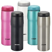 TIGER Stainless Thermal Mug MJA-A048 AM/KC/PR/WP/XC 0.48L