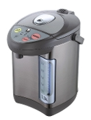 PANDA S/S Water Dispenser Grey 3.3L BM-33J3G