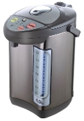 PANDA S/S Water Dispenser Grey 4L BM-40J3G