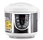 Golden Well Rice Cooker 3L GBC-3D