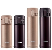 ZOJIRUSHI Stainless Mug SM-KC36/48 NM/VD