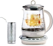 Buydeem K2683 Health-Care Beverage Maker and Kettle,9-in-1,1.5L